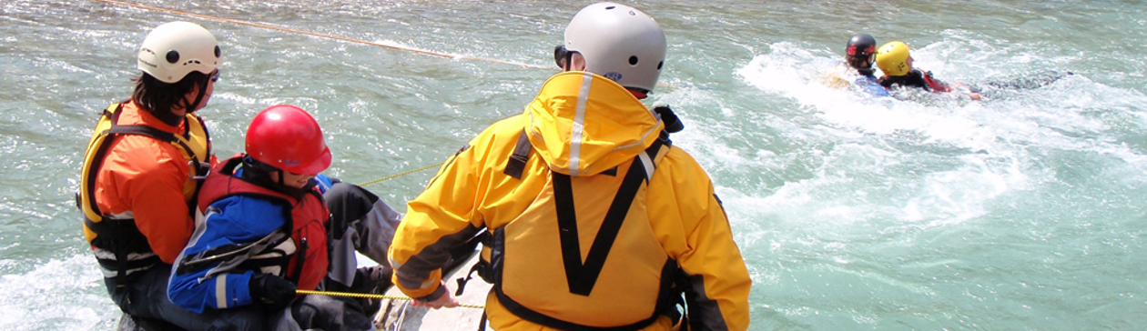 Rescue & Certification Courses